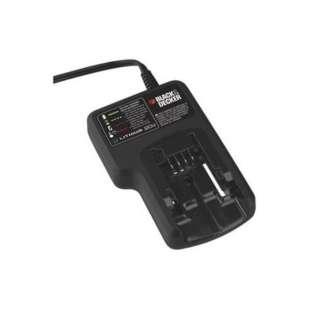 Black and Decker LCS20 16-20 Volt Lithium-Ion Cordless Battery Charger