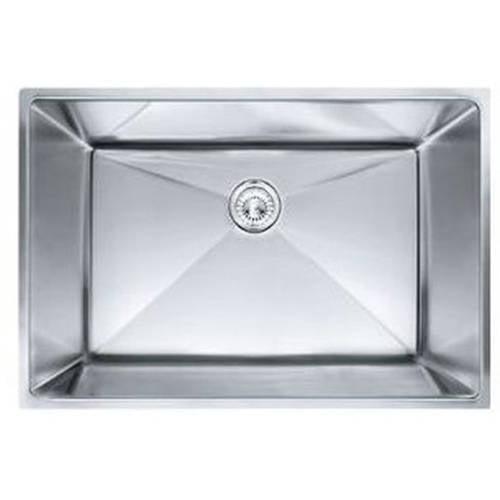 Franke PEX110-28 Planar 8 Undermount Kitchen Sink, Stainless Steel