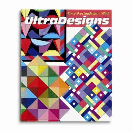 MindWare UltraDesigns Coloring Book