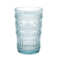 The Pioneer Woman Cassie 15 oz Drinking Glasses, Set of 4