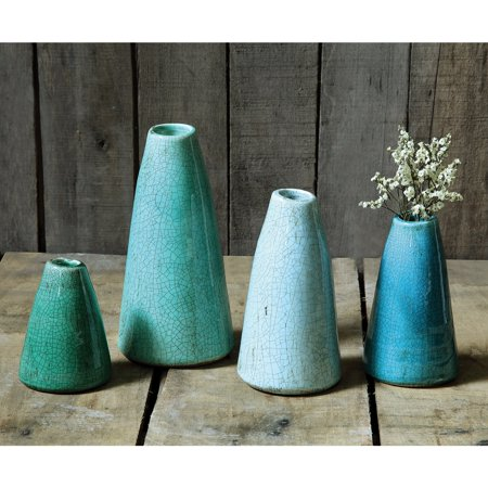 3R Studios Terracotta Vases - Set of 4