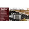 Cuisinart MultiClad Pro Triple Ply Stainless 3-Quart Saucepan