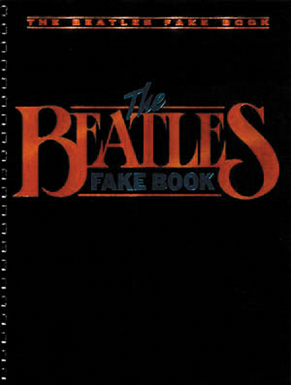 Hal Leonard Beatles Fake Book by Hal Leonard Corporation