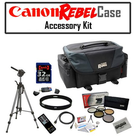 Canon REBEL SLR Gadget Bag For EOS or Rebel Cameras with OPT-7000 70