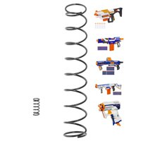 NFstrike 6KG Modified Steel Spring for Nerf N-Strike Elite Series - Black