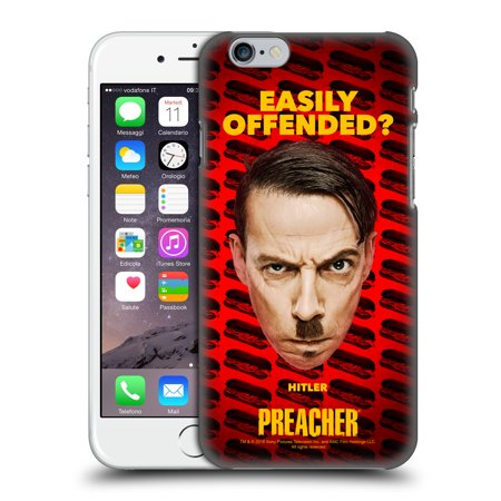 OFFICIAL PREACHER SEASON 3 CHARACTER ART HARD BACK CASE FOR APPLE IPHONE PHONES