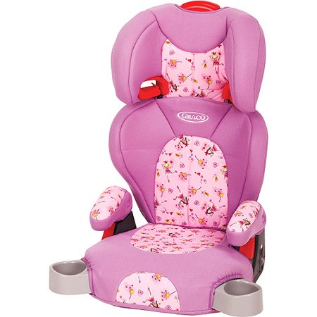 Graco - High Back TurboBooster Car Seat, Fairy Tales - Walmart.com