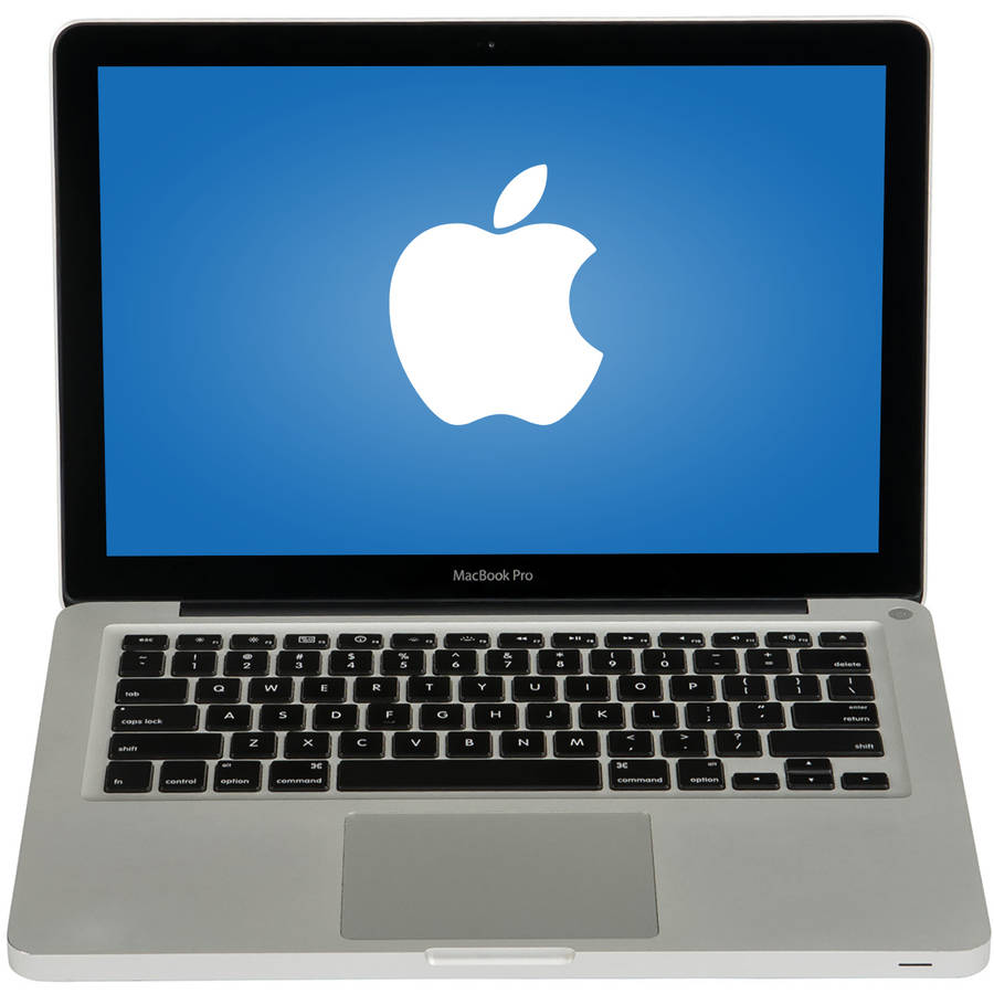"Refurbished Apple Silver 13.3"" MD101LL/A MacBook Pro with Intel Core i5 Processor, 4GB Memory, 500GB Hard Drive and Mac OS X 10.11 El Capitan"