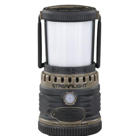 Streamlight SG44945 Yellow Super Siege 120V Combo Lantern - image 1 de 2