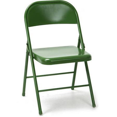 Excellent Novogratz All Steel Folding Chair 2 Pack Multiple Colors Inzonedesignstudio Interior Chair Design Inzonedesignstudiocom