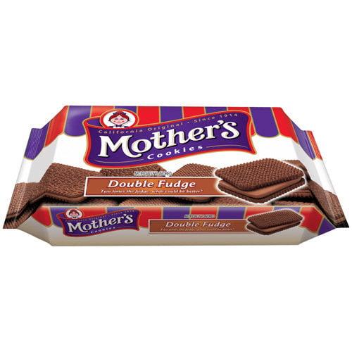 Mother's Double Fudge Cookies, 16 oz