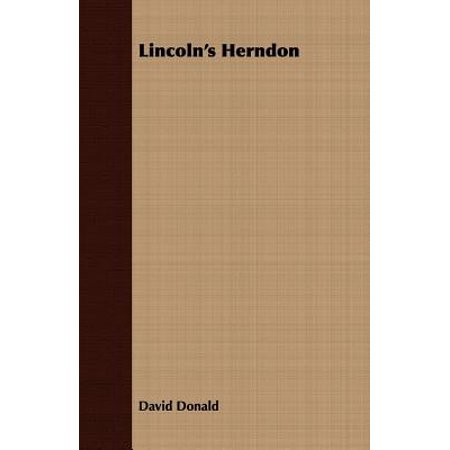 Lincoln's Herndon - eBook ()