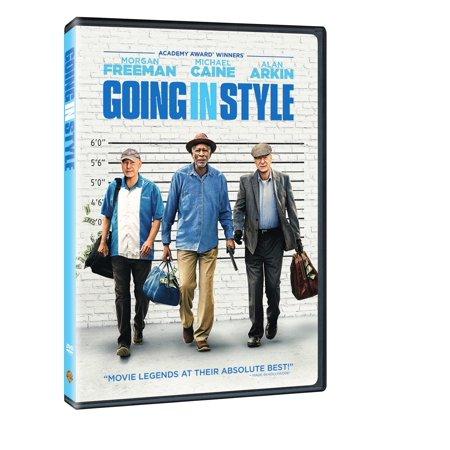Going In Style  Walmart Exclusive   Dvd