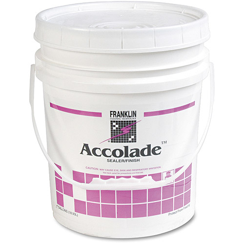 Franklin Cleaning Technology Accolade Floor Sealer/Finish, 5 gal