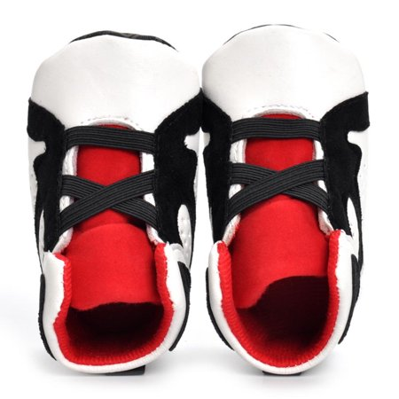 Mosunx Newborn Infant Kid Girls Boys Crib Shoes Soft Sole Anti-slip Baby Sneakers Shoes Casual Shoes Cute cool lovely shoes](Cute Childrens Shoes)
