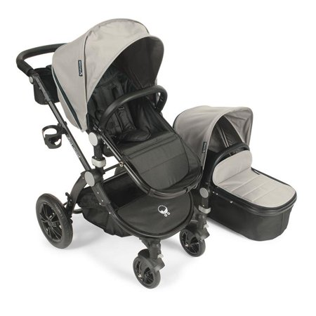 Babyroues Letour AVANT Infant Car Seat Stroller Canvas/Black Frame - Retriever