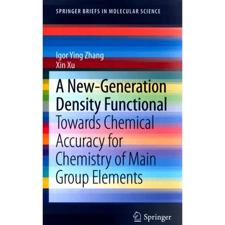 A New Generation Density Functional  Towards Chemical Accuracy For Chemistry Of Main Group Elements  2014