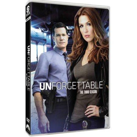Unforgettable  The Third Season  Widescreen