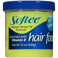 Softee® Hair Food 12 oz. Jar