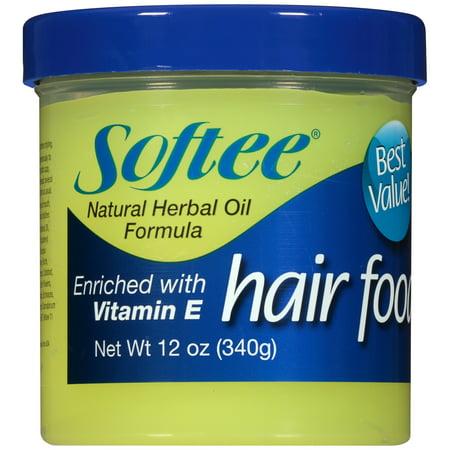 Softee Hair Food 12 oz. Jar
