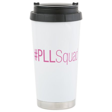 CafePress - PLL Squad Mugs - Stainless Steel Travel Mug, Insulated 16 oz. Coffee Tumbler