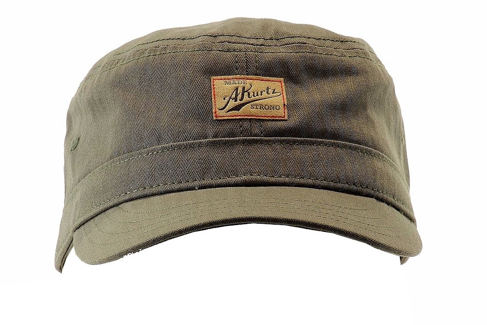 Kurtz Men s Jordan Military Cap Adjustable Cotton Hat - Walmart.com 89f2cb76b7f