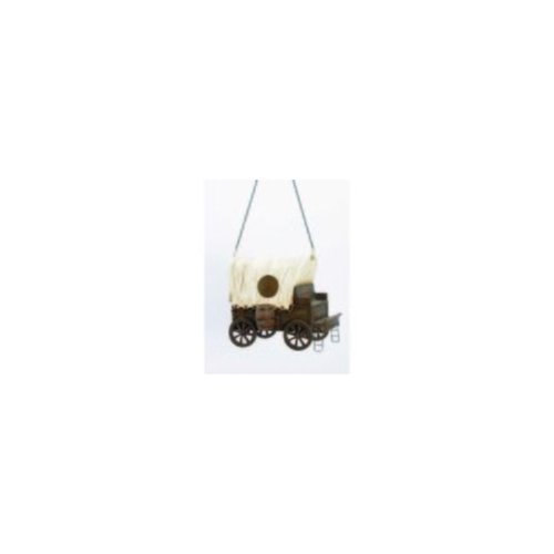 Covered Wagon Birdhouse (8 Units Included) by Spoontiques