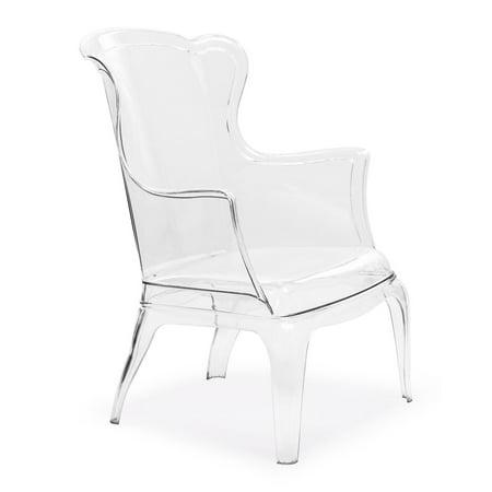 Zuo Modern Vision Chair - Transparent ()