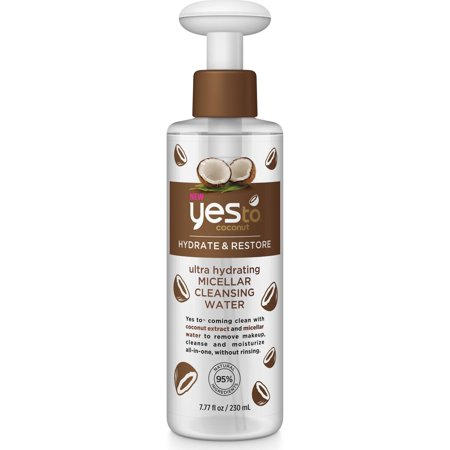 - Yes To Coconut Micellar Water