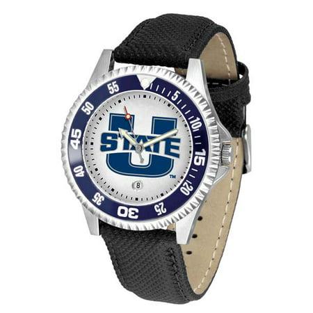 Utah Utes Competitor Steel Watch - Utah State Competitor Watch