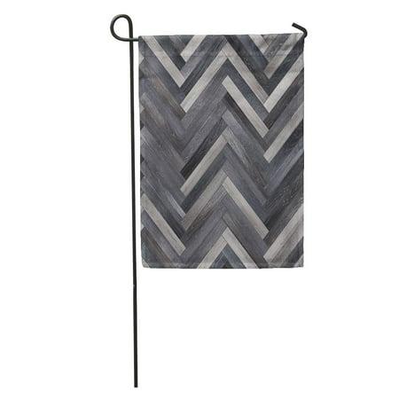 - KDAGR Chevron Wood Parquet Herringbone Various Arrow Ashwood Beechwood Dark Garden Flag Decorative Flag House Banner 28x40 inch