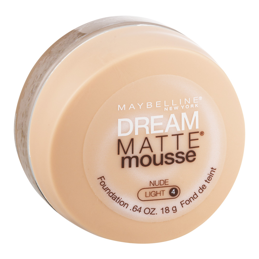 Maybelline New York Dream Matte Mousse Foundation Classic Ivory