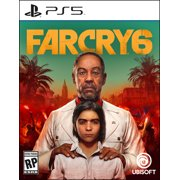 Far Cry 6 Standard Edition + Pre-order Bonus, Ubisoft, PlayStation 5