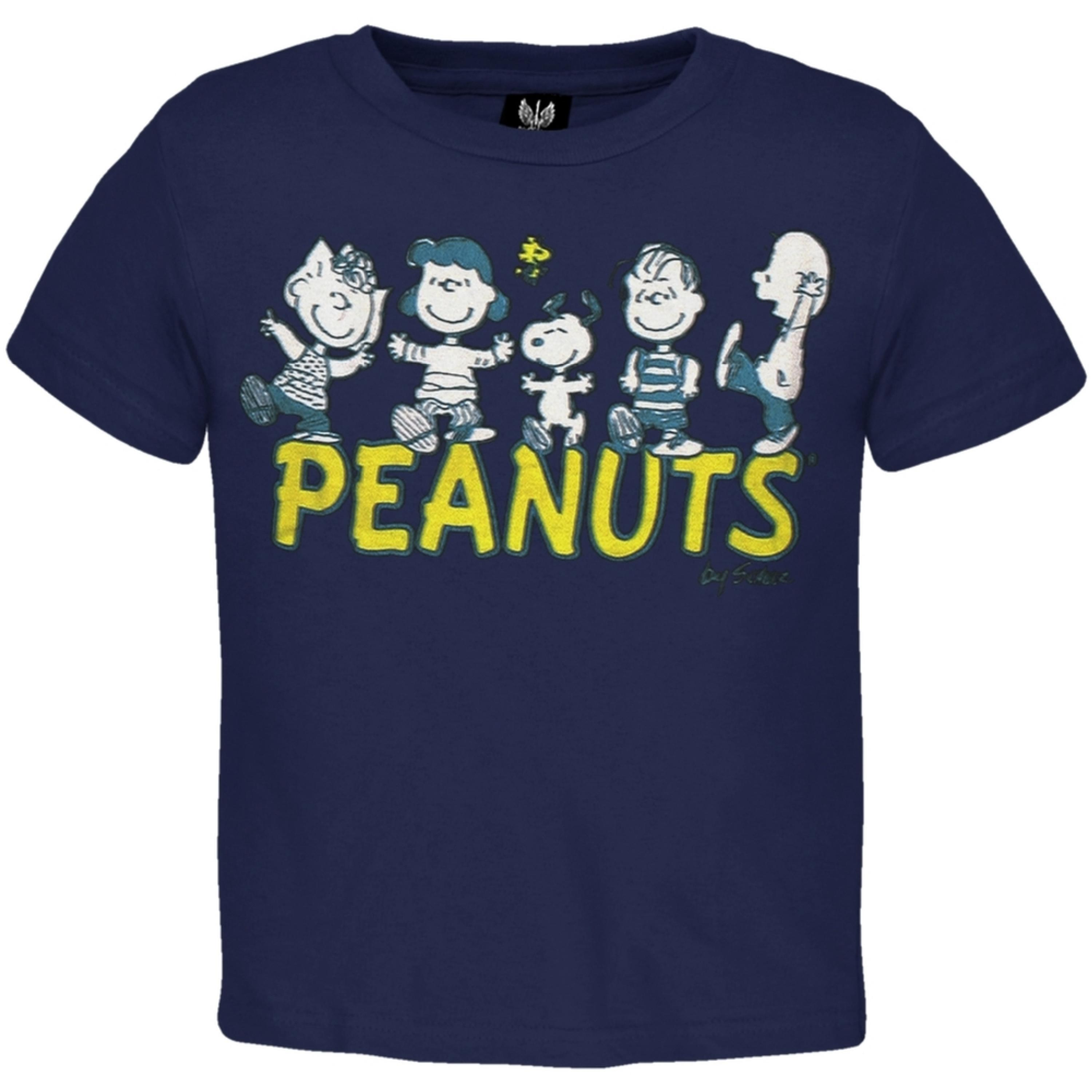 Peanuts - Gang Infant T-Shirt
