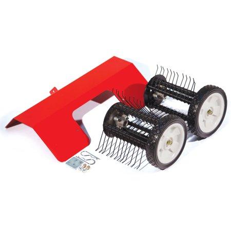 Earthquake De-Thatcher Attachment Kit, Red