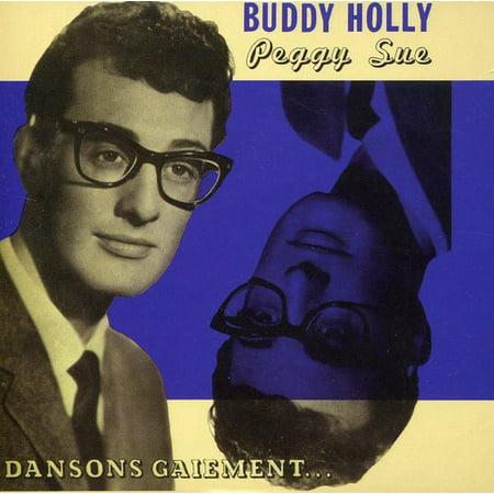 Buddy Holly   Peggy Sue  Mini Lp Sleeve   Cd