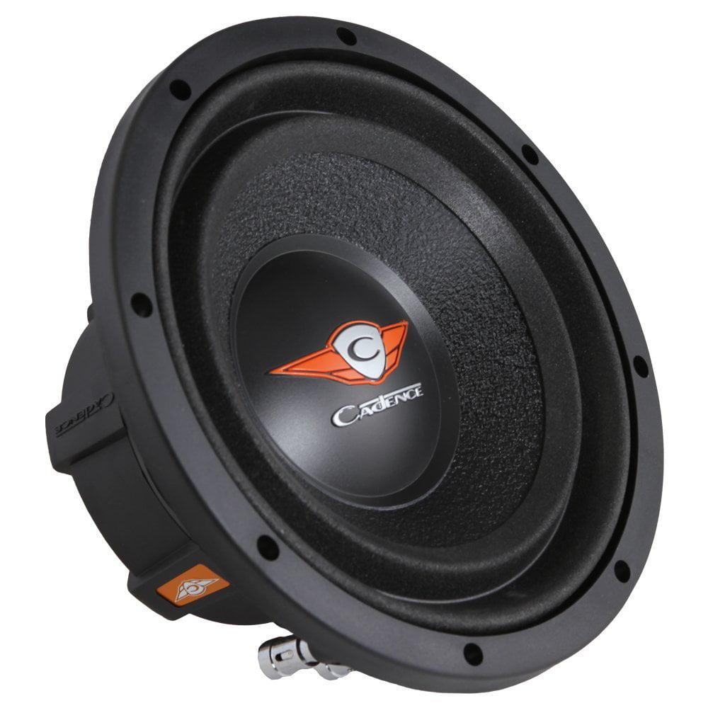 "Cadence Acoustics S1W8D2.v2 2 Ohm 500W 8"" Subwoofer"