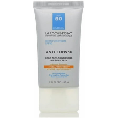 la roche posay anthelios 50 daily anti aging primer spf 50 oz. Black Bedroom Furniture Sets. Home Design Ideas