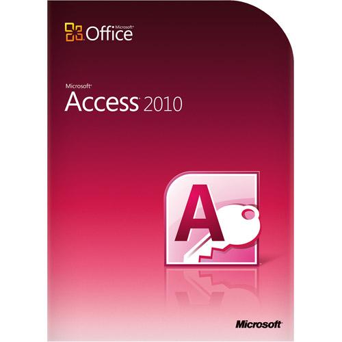Microsoft Access 2010 for Windows