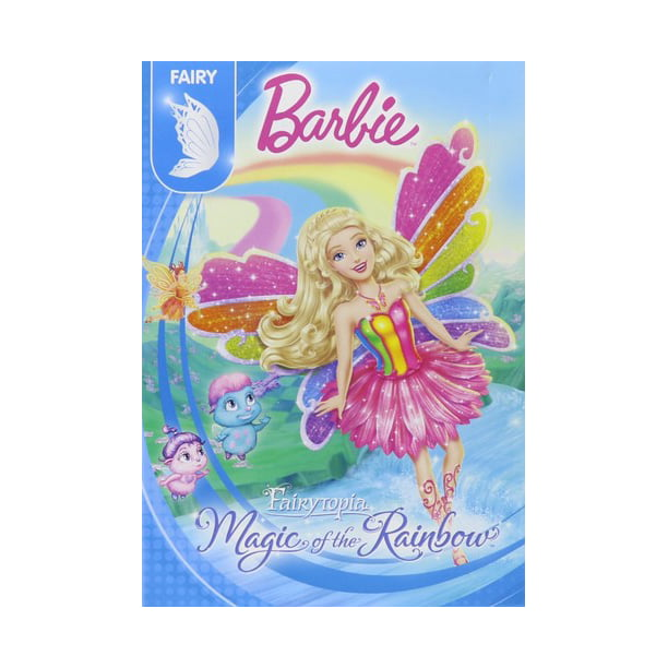 Barbie Fairytopia Magic Of The Rainbow Dvd Walmart Com Walmart Com