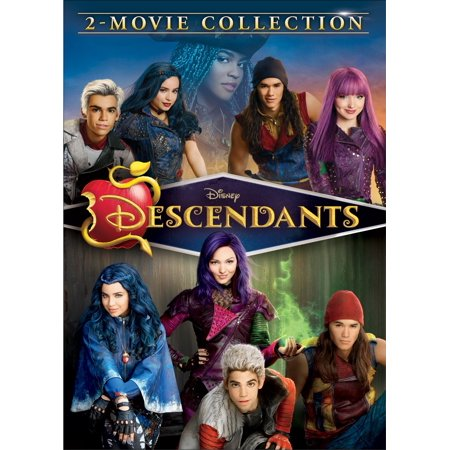Descendants 1 / Descendants 2 2-Movie Collection (DVD)