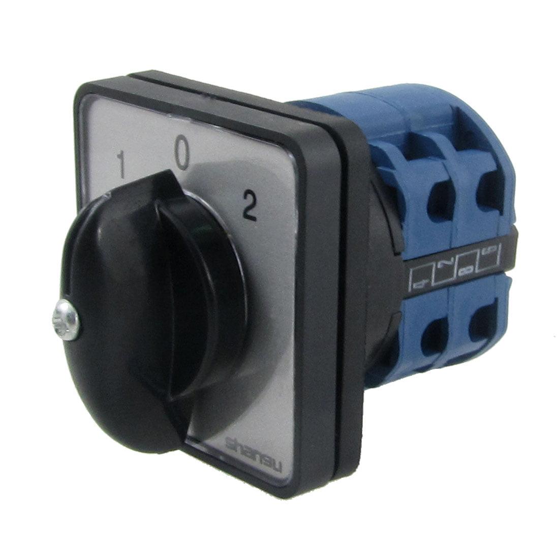 AC 440V 240V SUR/ARRêT/sur Position Came Rotative Universel Commutation Interrupteur - image 1 de 1