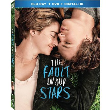 The Fault In Our Stars  Blu Ray   Digital Hd   With Instawatch