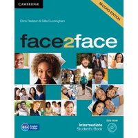 Face2face Intermediate Student's Book with DVD-ROM (Other)
