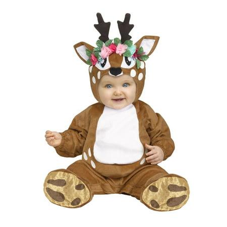 Used Baby Halloween Costumes (Oh Deer Baby Halloween)