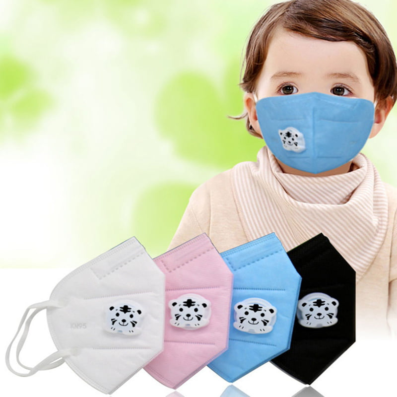 kids disposable mask flu