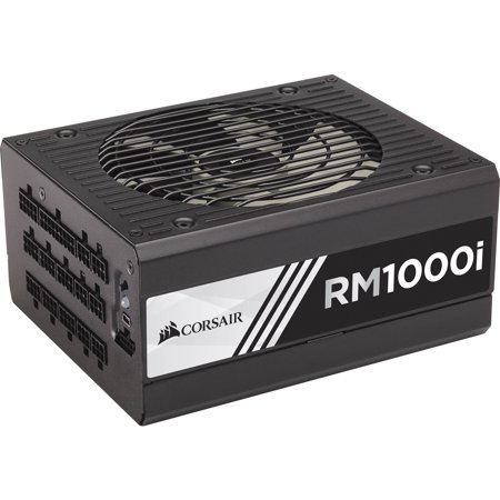 RM1000i - 1000 Watt 80 PLUS Enthusiast Gold Certified Fully Modular