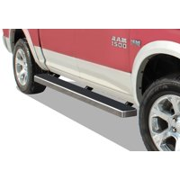 iBoard Running Board For Dodge RAM Extended Cab 2 Full + 2 Narrow Doors