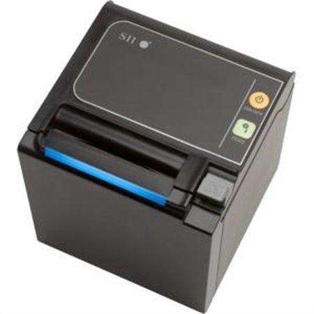 Seiko Qaliber RP-E10 Direct Thermal Printer - Monochrome - Desktop - Receipt Print RP-E10-K3FJ1-U1C3