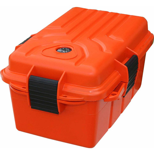 MTM Survivor Dry Box, Orange